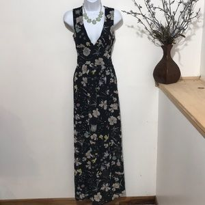 H&M women's maxi dress size 4